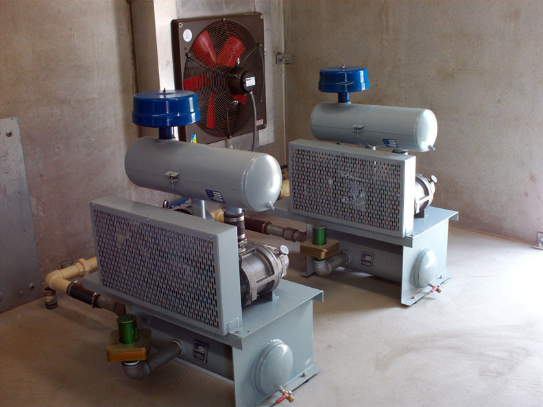 FILTER-BLOWERS